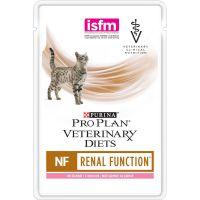 Purina NF Kidney Function Formula 85гр - диета для кошек на лососе, при патологии почек